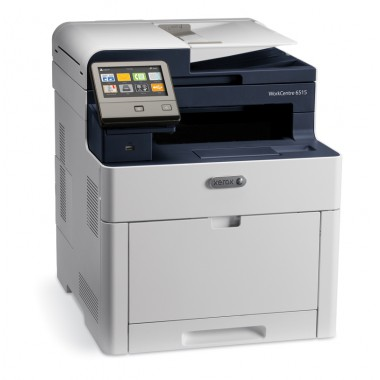 Impresora Multifunción Láser Color Xerox WorkCentre 6515V_N